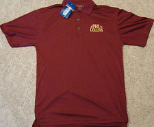 PHIL COLLINS 2010 Going Back Polo Golf Shirt ULTRA CLUB COOL n DRY BRAND Small