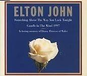 "ELTON JOHN  "" IN LOVING MEMORY OF DIANA""    CD SINGOLO"