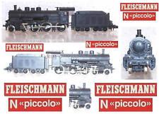 FLEISCHMANN 7161 VINTAGE '90 locomotive dans VAPEUR BR38-51 NS HOLLAND OVP