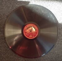 "De Groot & The Piccadilliy Orchestra ""Orphee Aux Enfers""  12"" 78rpm shellac*"