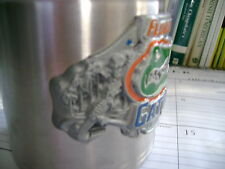 FLORIDA GATORS EMBOSSED EMBLEM DRINK HOLDER - THE SWAMP -VERY GOOD CONDITION
