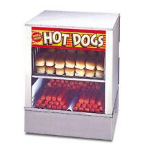 Apw Wyott Ds-1Ap Mr. Frank Pass-Through Countertop Hot Dog Steamer