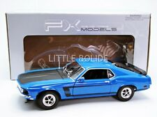 Welly 1/18 Ford Mustang Boss 302 - 1969 12516BL
