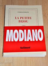 "Patrick Modiano ""La Petite Bijou"" (Gallimard, 2001)"