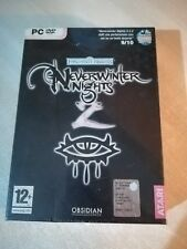 PC Neverwinter Nights 2 Big Box NEW No ps1 SNES Sega msx Neo Geo NEC game boy