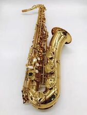 Professional C Melody Saxophone Gold body High