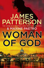 Woman of God by James Patterson (Hardback book 2016)