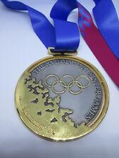 LILLEHAMMER 1994 Olympic Replica gold medal-Prix Spécial