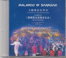 Danny Malando-Malando In Shanghai promo cd single