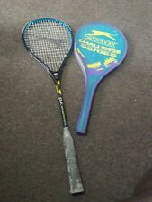 Vintage Slazenger Challenge 70  Squash Racket plus cover