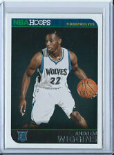 Rookie Andrew Wiggins NBA Basketball Trading Cards