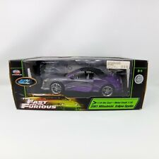 Joy Ride The Fast And The Furious 2001 Mitsubishi Eclipse Spyder 1:18 Diecast