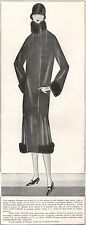 ▬► PUBLICITE ADVERTISING AD HIGH LIFE TAILOR art déco 1926
