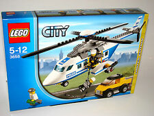 LEGO® CITY 3658 Polizei Helikopter Neu OVP_Police Helicopter NEW MISB NRFB