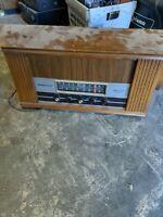 Vintage Magnavox Stereo FM/AM Radio Model OFM026 - Works!