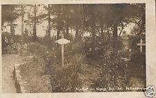 3493/photo AK, DANNEVOUX, soldats cimetière du roi regt., 1915