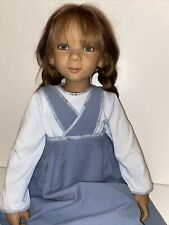 Adorable 33� Annette Himstedt Kinder Doll Julika 2004
