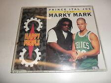 CD  Prince Ital Joe feat. Marky Mark - Happy people