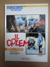 IL GOLEM Ferrari & Mandrafina Book Cartonato Euracomix n°126 [MZ1]