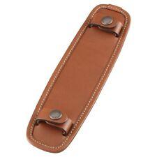 Billingham SP40 Leather Shoulder Pad - Tan
