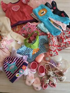 Riesiges PuppenkleidungsSet Baby Born, Baby Anabell etc. NP 180 €