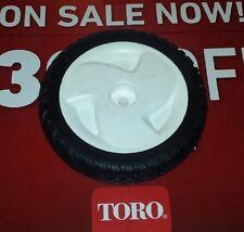 "Toro Recycler Lawnmower Front  Wheels  8""  105-1814 (Set of 2) New OEM Toro"