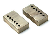 Aged Humbucker Nickel Silver Pickup Cover Montreux Retrovibe Fits Les Paul ®