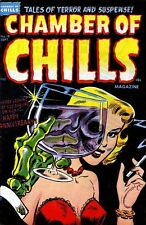 Chamber of Chills #19 Photocopy Comic Book