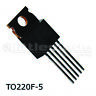STRG6651 SemiConductor - CASE: TO220F-5 MAKE: Sanken