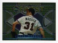 1995 Topps Finest GREG MADDUX Rare BASE BASEBALL CARD #213 Atlanta Braves HOF