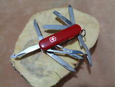 VICTORINOX COLTELLO KNIFE SWISS ARMY MINICHAMP RED 16 FUNCTIONS+ LED  266386
