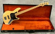 FENDER USA AMERICAN DELUXE JAZZ BASS WITH NORDSTRAND PICKUPS AND PRECISION TONE
