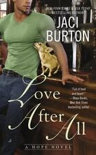 Love After All #4 'Hope Series' by Jaci Burton (2015, Paperback)