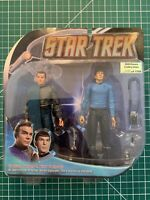 Diamond Select Star Trek Romulan Kirk and Spock Action Figures ( 1050 Of 1701)