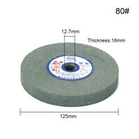 5 Inch Ceramic Grinding Wheel Abrasive Disc 80 Grit for Polishing Stone Metal