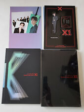 X1 Mini Album Quantum Leap Black Version Korea Press Cd + Photocard
