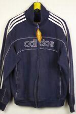 adidas Fleece Sweatshirt Zip Neck Hoodies & Sweats for Men