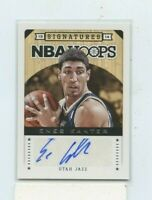 ENES KANTER 2013-14 Panini NBA Hoops Signatures Auto Autograph #7