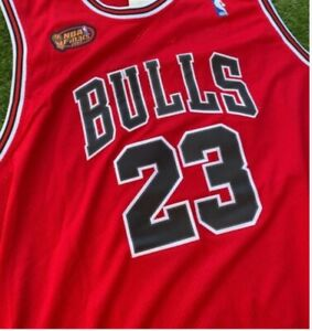 Michael Jordan Jersey Amazing 5XL Yes TRUE XXXXXL  🔥 !
