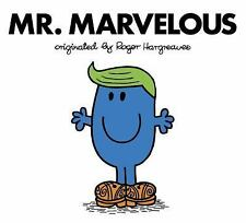 Mr. Men and Little Miss: Mr. Marvelous by Adam Hargreaves (2016, Paperback)