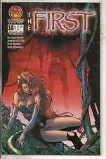 Crossgen Comics First #18 May 2002 NM-