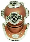 Antique Diving US Navy Marine Helmet Mark V Deep Sea Divers Boston Scuba Helmets