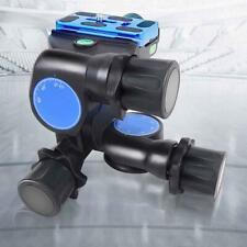 Benro GD3WH 3-Way Precision Geared Camera Tripod Head - Photographic Equipment