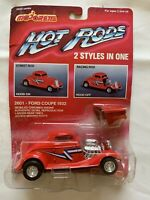 Majorette Collectible DieCast Hot Rods 1932 Ford Coupe