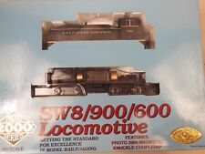 HO PROTO 2000 BALTIMORE & OHIO SW8/900/600 #9427 LOCOMOTIVE