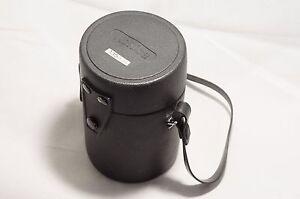 """Konica Lens Case for 135mm F3.5 """"Good"""" [K-1]"""