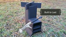 Wood Rocket Stove Camping & Backpacking Survival Cooking & Water Purification