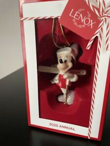 Lenox 2020 Ornaments-Your Choice of Ornament
