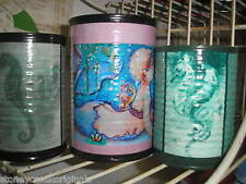 3 Scented Soy Candles 1 lb. each Mermaid Surf Beach Ocean Free Shipping