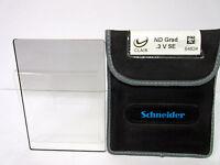 "Schneider 4x5.65"" Grad ND.3 SEV Filter Soft Edge Vertical Graduated Filters"